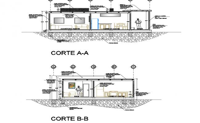 Cafe and bar restaurant details