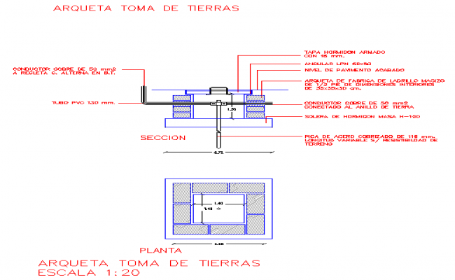 Camera ground Connection Drawing Design