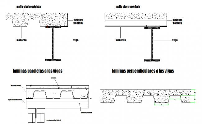 Cantilever beam reinforcement design