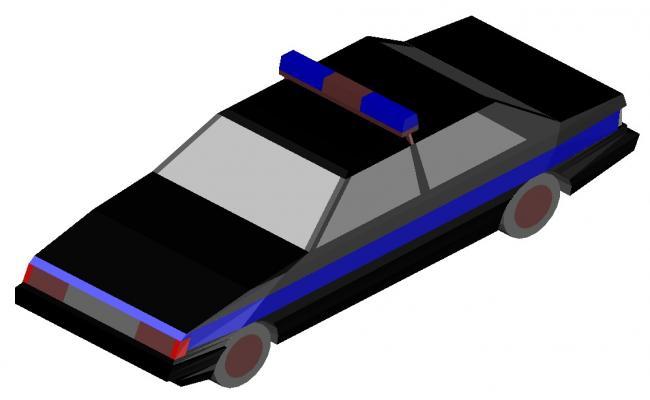 Car 3d model Download