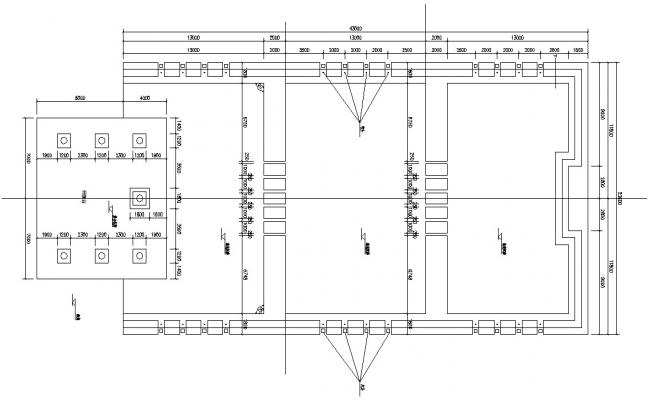 Ceiling Design AutoCAD Drawing Download