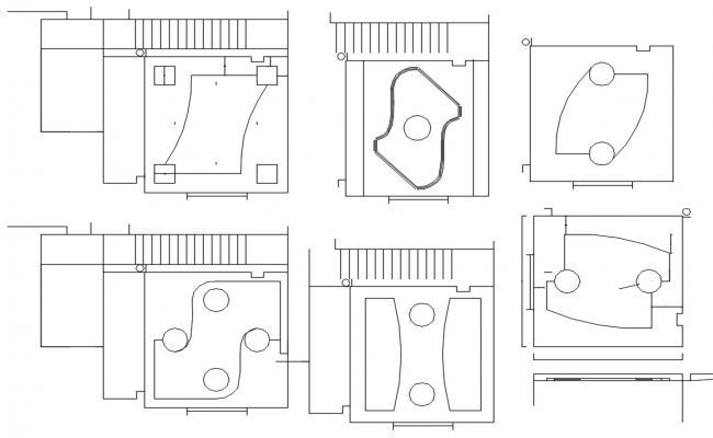 Ceiling Design AutoCAD File