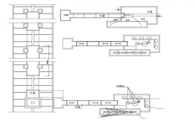 Ceiling Design Free DWG File