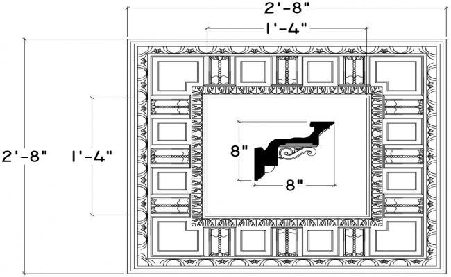 Ceiling Plan Design