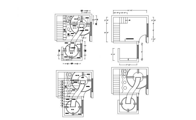 Ceiling Plan Layout