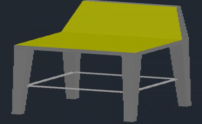 Chair 3d