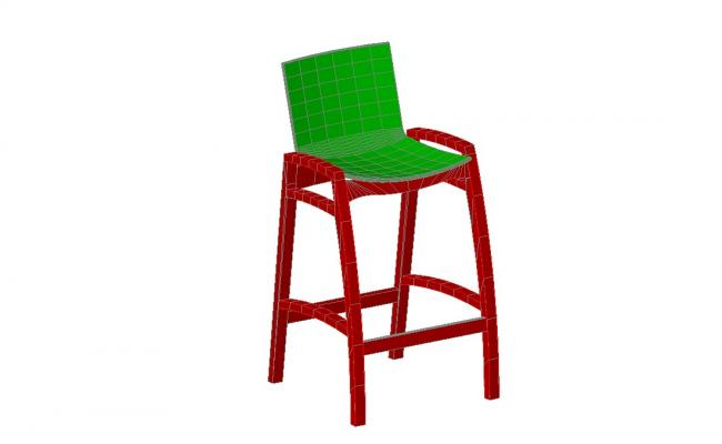 Chair 3d Model Free Download