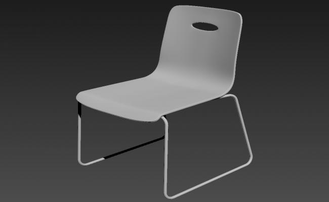 Chair 3d model Download Max File