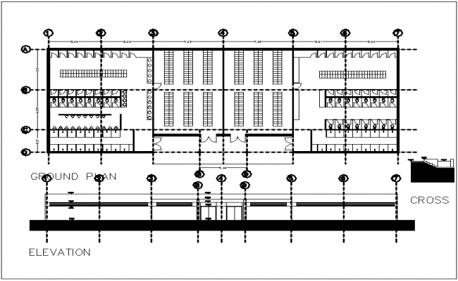 Changing room, vanity room detail plan section elevation view dwg file