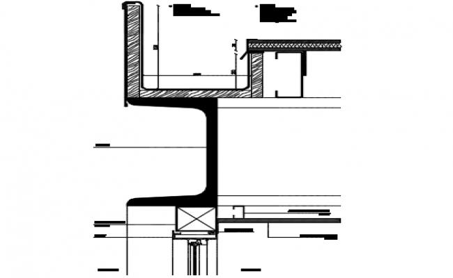 Channel detail dwg file