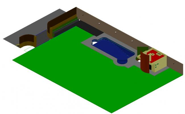 Clubhouse Model Download
