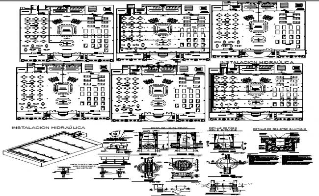 Clubhouse design plans