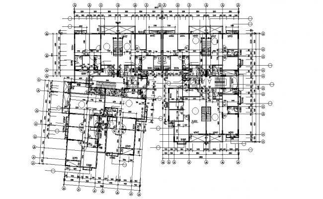Cluster Residential Apartment Working Plan