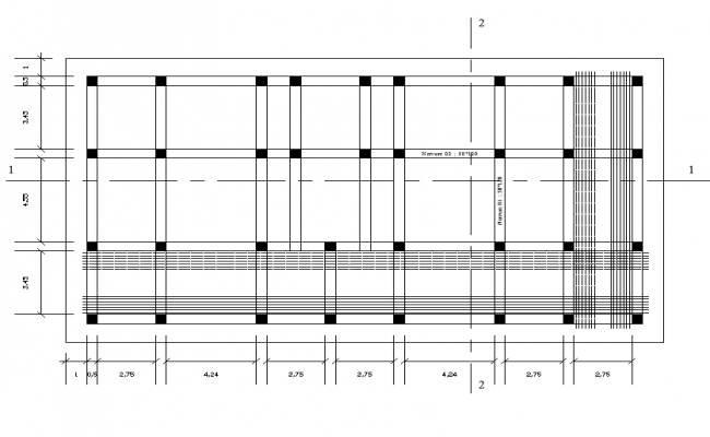Column detail LAy-out