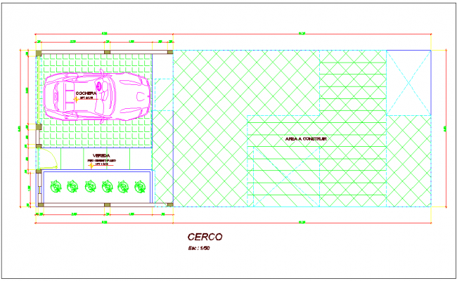 Column foundation with stair detail with structure view dwg file