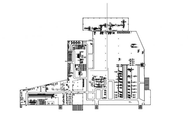 Commerce Building CAD Drawing