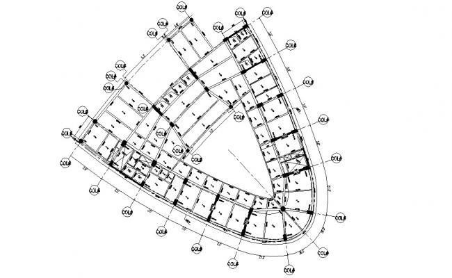 Commerce Building Design Foundation Plan