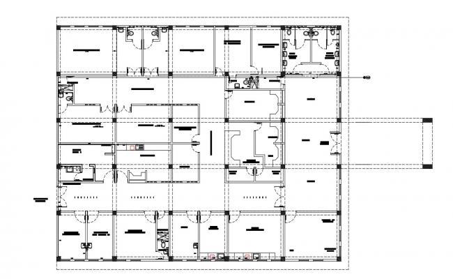 Commercial Building Floor Plans Free Download