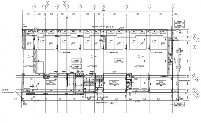 Commercial Building Plans With Dimensions