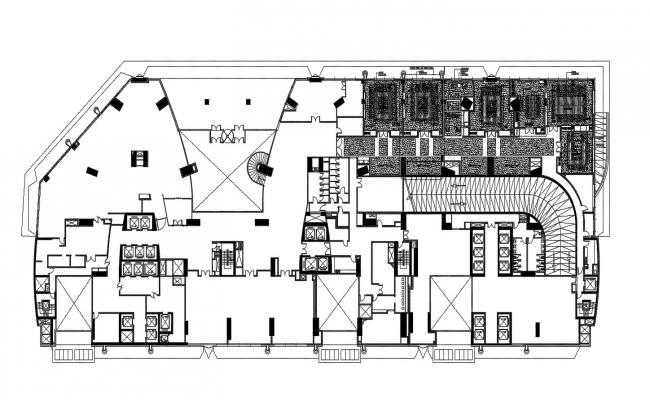 Commercial Lodge Floor Plans