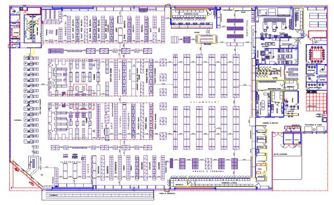 Commercial building floor plan dwg for Commercial building floor plans