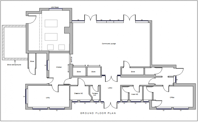 Building floor plan maker gurus floor for Building layout maker