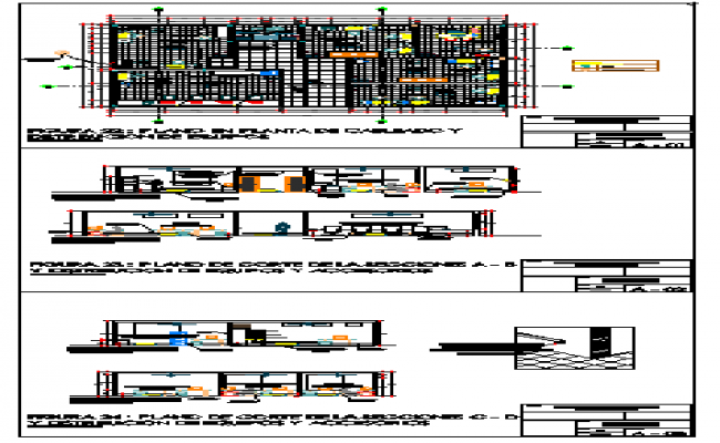 Communications and internet cabling in offices Physical design drawing