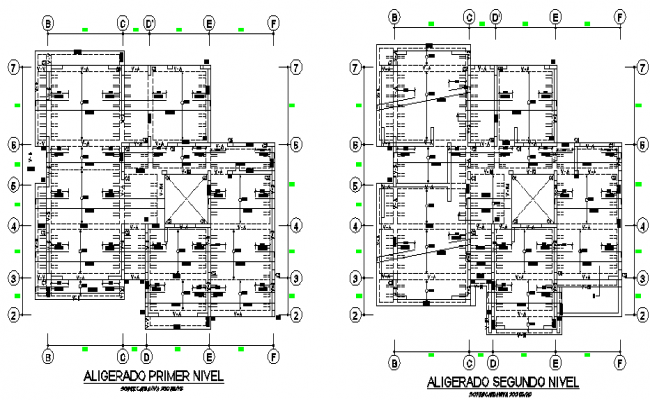 Complete sectional and construction detail