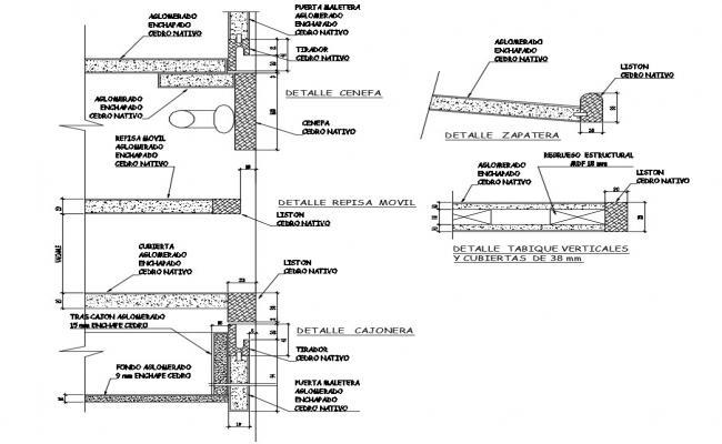 Concrete Work CAD File Download