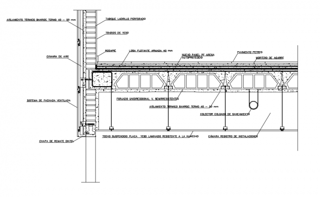 Construction Details Free AutoCAD Drawings