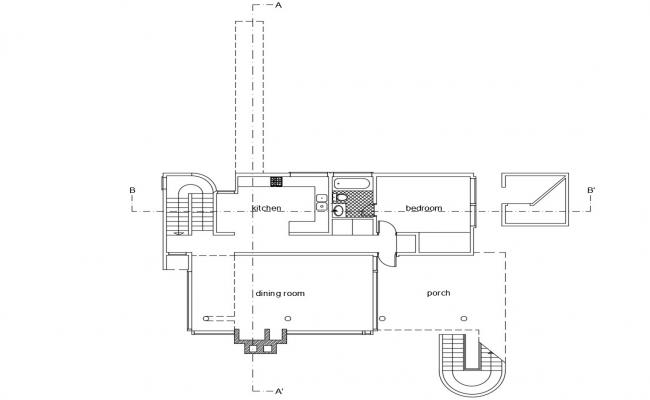 Condominium Design Layout Architecture Plan AutoCAD Drawing Download