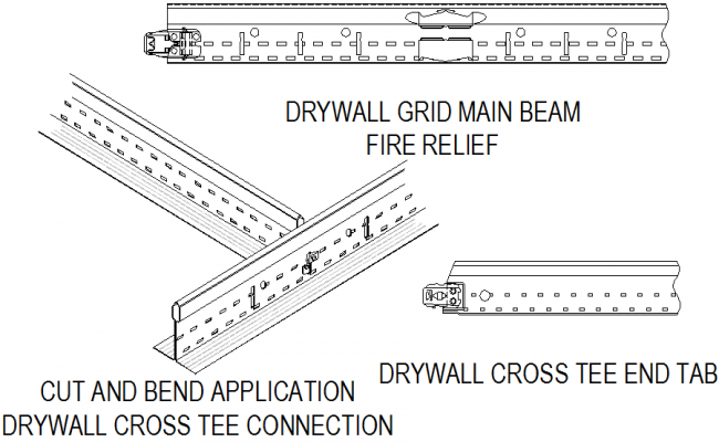 Construction section detail dwg file