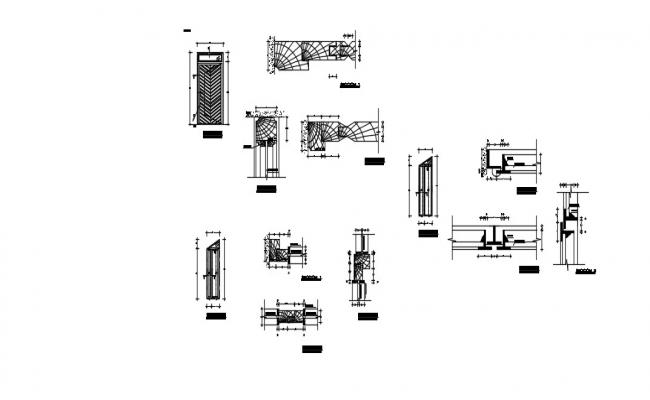 Constructive Details In AutoCAD File