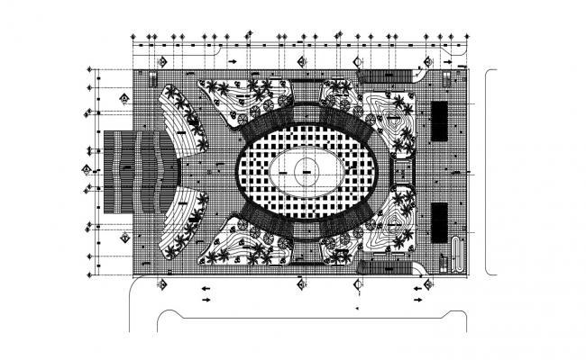 Cooperative Building AutoCAD File