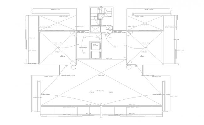 Covered floor design