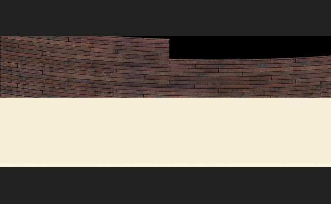 Creative wooden texture block cad drawing details dwg file