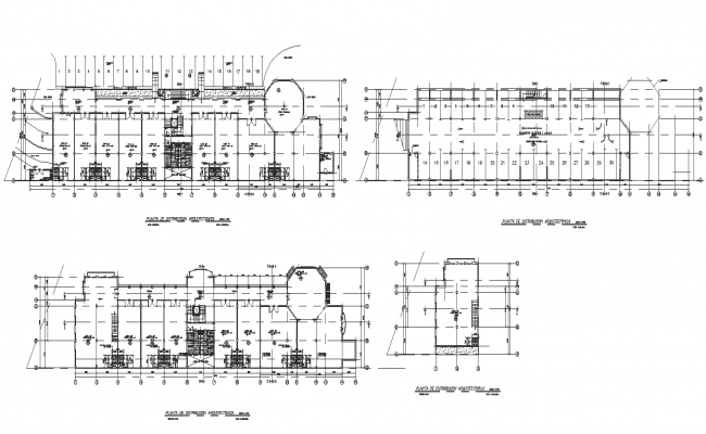 Department stores layout plan
