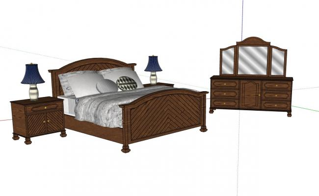 Design of a bed