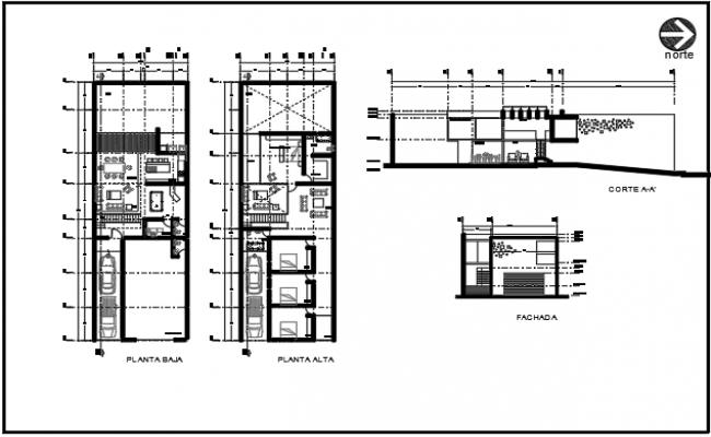 Detached house details