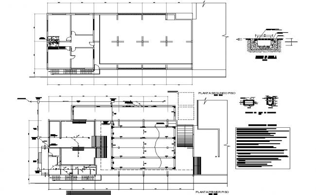Detail Plumbing fridge fishing plan dwg file