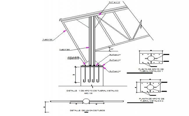 Detailing bolt nut dwg file