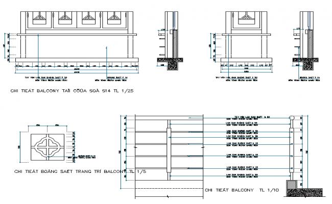 Different type of Balcony Design