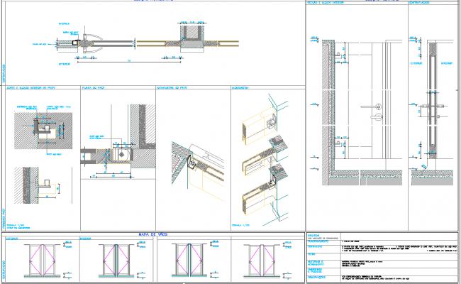 Door Sweep Installation plan