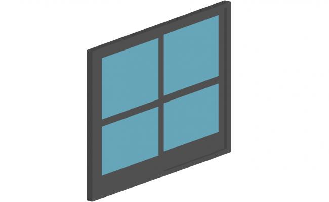 Door design 3d view for size of 210x210m