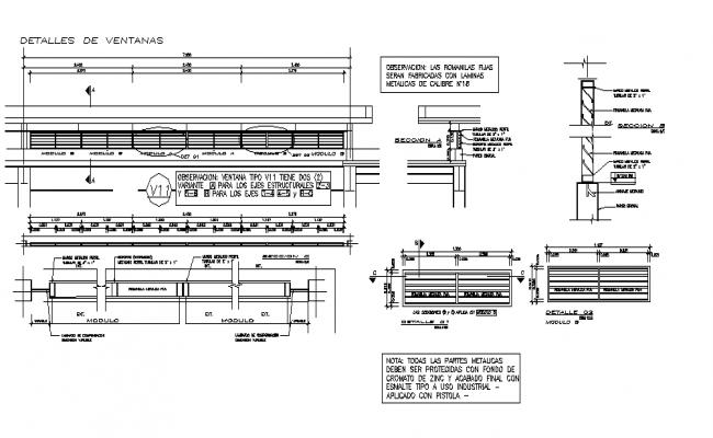 Door framing elevation plan detail dwg file
