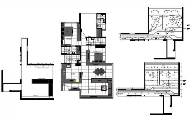 Download 2 bhk Home Plan