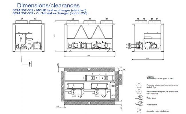 Download Air-Cooled Liquid Chillers Machine Design PDF File