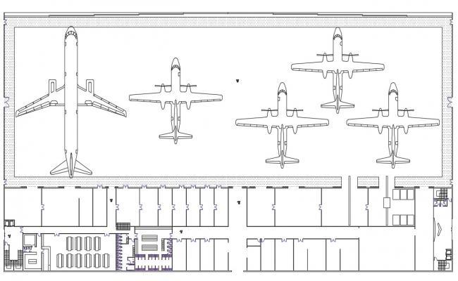 Download Airport Design Layout Plan