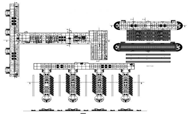 Download Bus Terminal Architecture plan