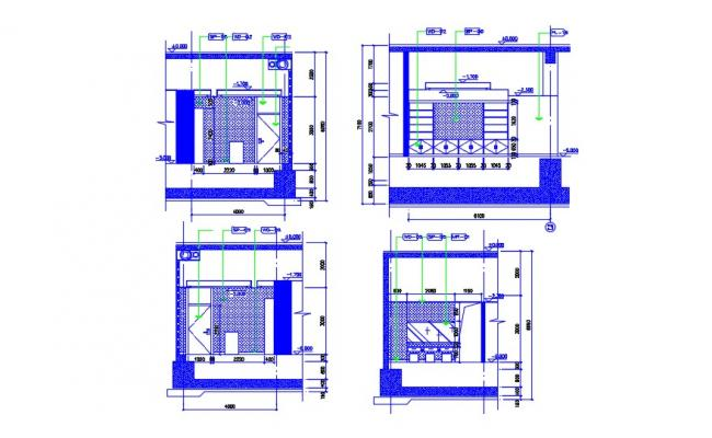 Download Drawing Room Interior Design CAD File